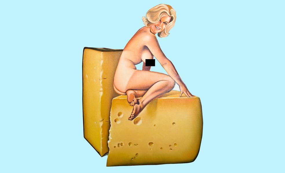 Сыр Трахать