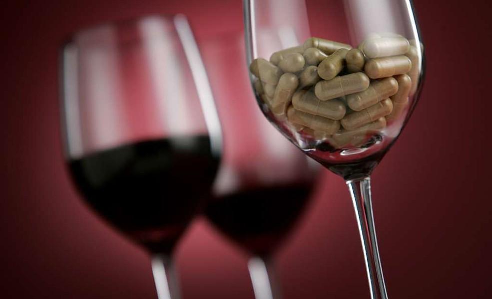 Можно ли употреблять алкоголь во время питья таблеток